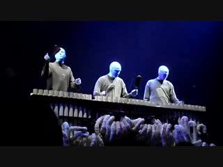 Blue Man Group Pipe Medley