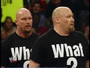 Stone Cold Vs Stone Cold Duplicate. Y2J Call Out Fake Stone Cold On WWE Smackdown 720p HD