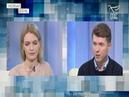 Instagram @ в ток-шоу «Новый день с Алёной Горенко» (телеканал «СПАС», 05.03.18)
