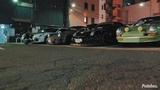 Porsche 911 car meeting