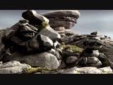 Колесо Das Rad The Wheel The Rocks Скалы Камни (2003 Крис Стеннер, Арвид Уибель, Хайди Уиттлингер) HD 1080p