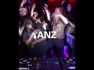 Anz | boiler room x bass & percs