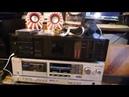 NAKAMICHI BX-100E REC TEST, FLAC, Creative X-Fi sound card, equalizer