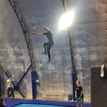 "Никита Киреев on Instagram: ""My bro @maraevd_trampoline is preparing for grtfreestylefrenzy Check out🔥🔥🔥 @gregroetrampoline @robin.ha @alesha4.20 ..."