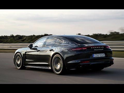 2018 NEW Porsche Panamera Turbo S E Hybrid: 680 bhp, 0-60 in 3.4sec