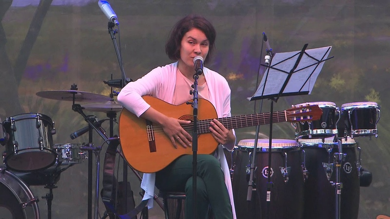 ЮЛИЯ МУРАВЬЕВА - *Sept. ACCORD* Open Air Concert Seattle 09.23.2017