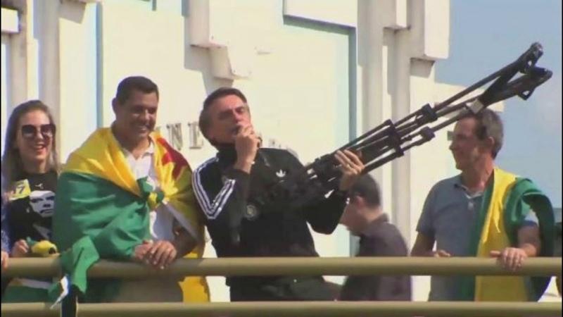 """PT processa Bolsonaro no STF por vídeo que sugere fuzilar """"petralhas"""""""