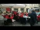 Фанаты сборной Мальты шумят в центре Баку