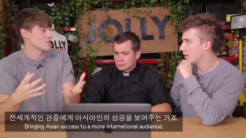 BRITISH PRIEST Reacts to IDOL by BTS