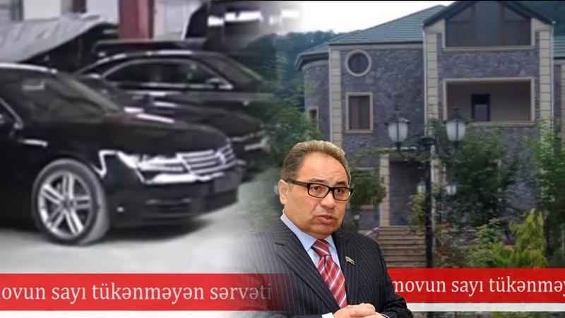 Villalar, restoranlar, əyləncə mərkəzləri-Abel Məhərrəmovun milyonluq mülklərinin siyahısı