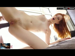 Alex harper red head fashion model submits to big black cock, interracial, bbc, anal