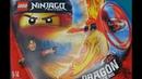 Lego Ninjago. Kai. Maestri dei draghi Giocattoli per bambini. Lego Toys. Giocando con Ninjago