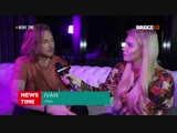 Репортаж со съемок клипа IVANa на песню