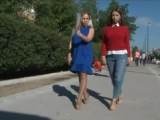 Как сохранить красивую походку и носить шпильки по улицам, где идет ремонт