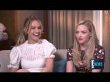 Интервью для E! Live from the Red Carpet в рамках промоушена фильма Мамма Миа 2 в Лондоне, Великобритания 15.07.18