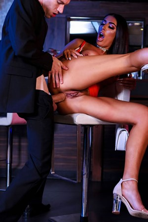 Brazzers - Anal Encounter With A Stranger