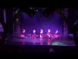 Strip Шоу-балет Rise up