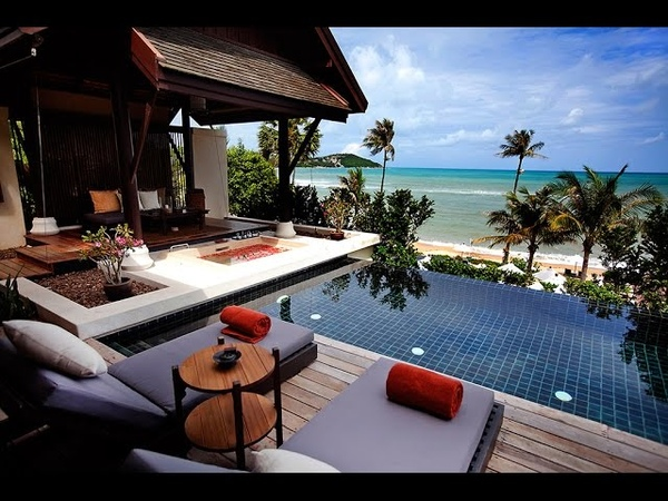 Anantara Bophut Resort Spa Koh Samui Таиланд