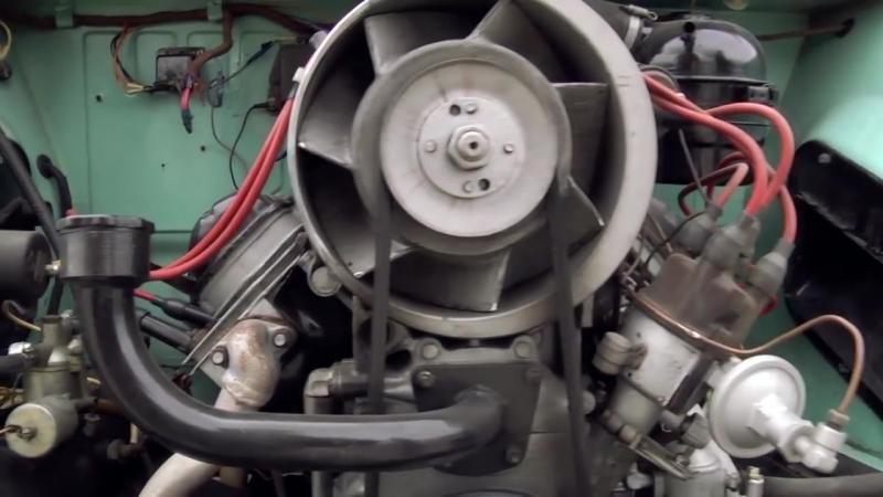 Запорожец ЗАЗ 965 Горбатый Тест-драйв и обзор