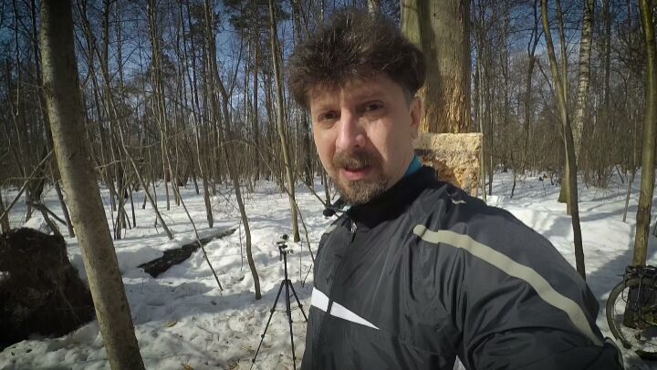 """Гасов Денис on Instagram: """"Метать ножи на природе можно и зимой. Полную версию видео смотрите на моём Youtube-канале Не член клуба: yo..."""