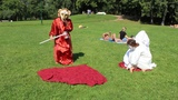 Vibrating body - Styx Taurian (Performance art)