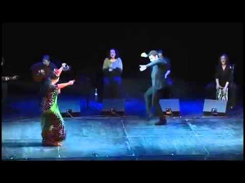 Almas del Fuego Iasonas Damianos Recital Flamenco