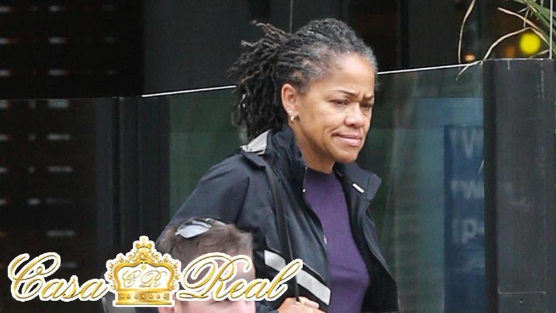 Ya sabemos qué La mamá de Meghan Markle al salir de la casa de Oprah Winfrey