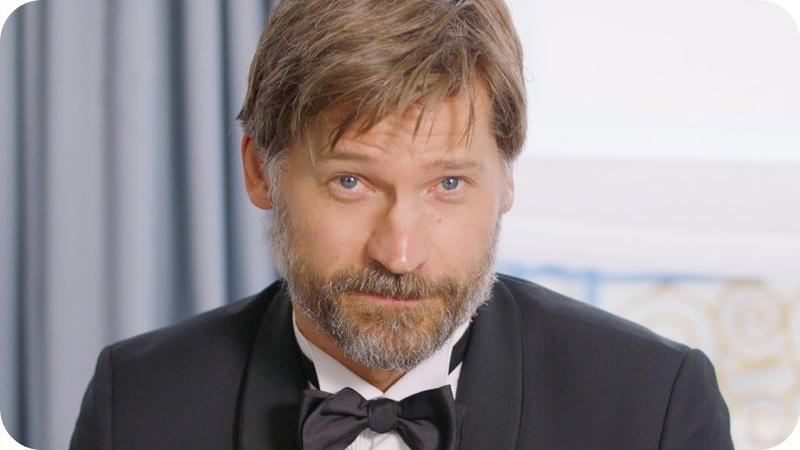 Nikolaj Coster-Waldau Spoils the Final Game of Thrones Premiere… Party Omaze