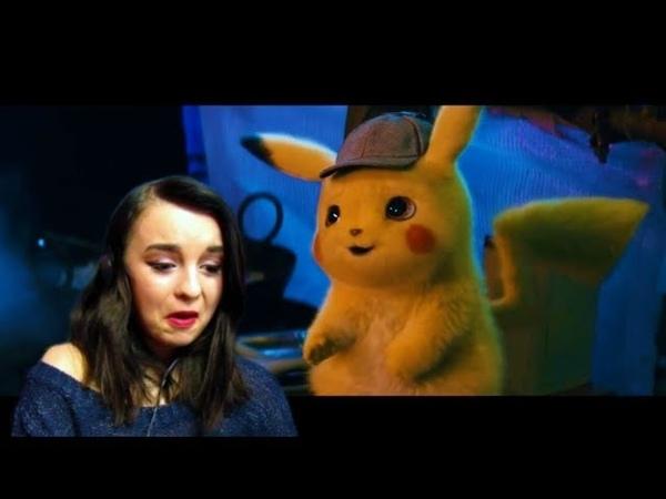 POKÉMON Detective Pikachu (2019) | Trailer Reaction