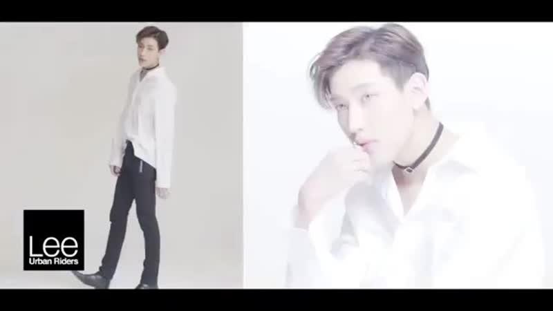 [VIDEO] БэмБэм для Lee Jeans Thailand