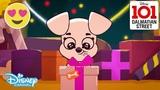 101 Dalmatian Street | Merry Pups-mas! | Disney Channel UK