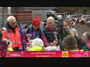 Marathon du Beaujolais 2018 Ligne darrivée Maria Berejnaya nagrajdenie Trim