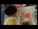 куриный суп с пшеном в мультиварке