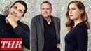 Vice Stars Christian Bale Amy Adams Director Adam McKay Talk Dick Cheney Film