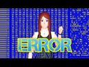 【 MMD Naruto 】 Error Meme Jinchuuriki