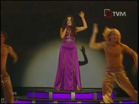 05 Claudia Faniello - Samsara - Malta Song 2010 Final