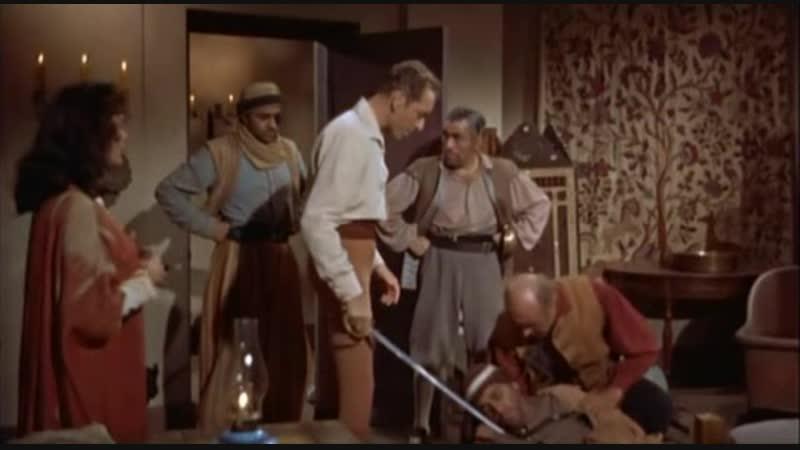 Пираты Триполи(Приключения.1955)