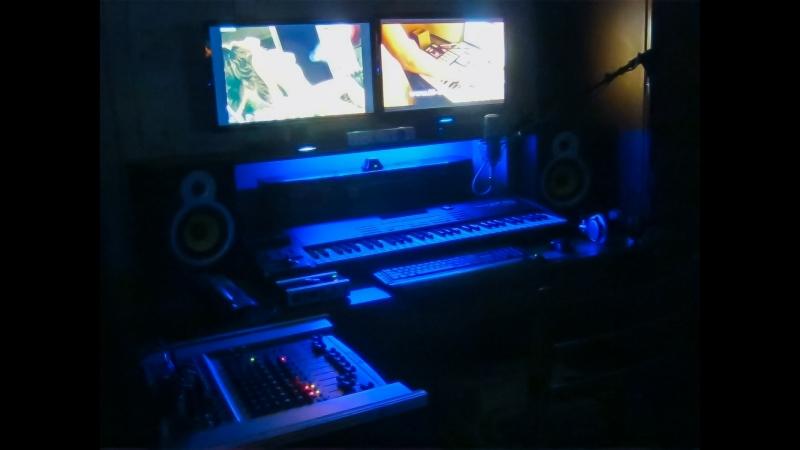 Время не уловимо..... Studio Jekens Production 2012 😏🎹🎼🎵🎶🎙️🎚️🎛️🎤🔈🎧🎸🎷🥁🎺🎻📢 MusicMaking SoundStudio MusicProd JekensProd