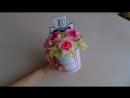 Видео мастер-класс Букет из конфет Сладкий аромат для женщин Miss Dior