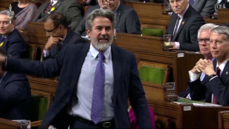 Démence à Ottawa le ministre Rodriguez en crise de folie