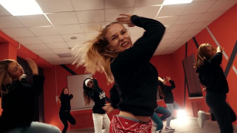 Cardi B, Bad Bunny J Balvin - I Like It   Dance Team Move