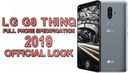 LG G8 ThinQ 2019 Full Phone Specifications Official Look Release Date Price Features Concept