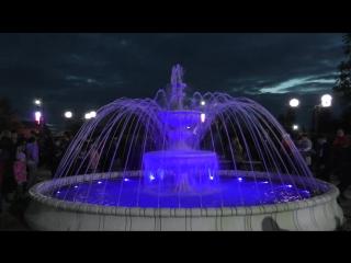 7 сентября открытие фонтана в Киренске ver.1