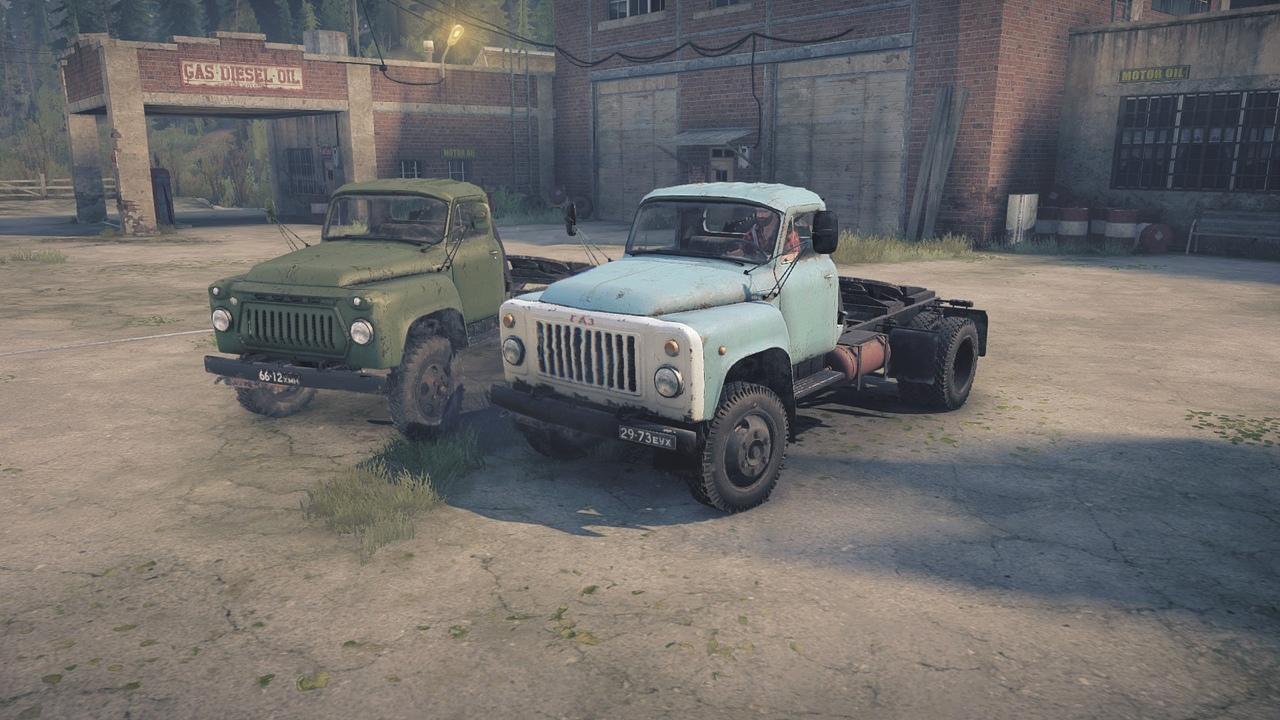 ГАЗ-53 Series