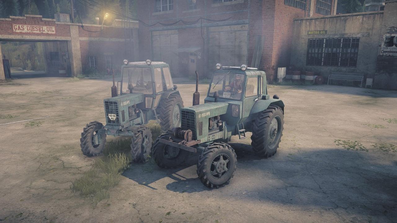 МТЗ-82 Series