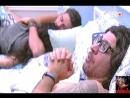 01-03-2017 - Parte 26 - Emilly e Marcos conversam e namoram - Ilmar conversam com Marinalva no quarto azul - Parte 2