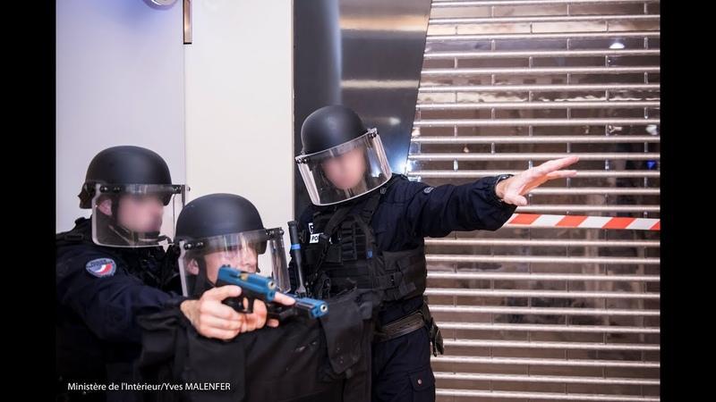 Exercices Suspects à Orvault Près de Nantes Évitez les Lieux Représentés dans la Simulation