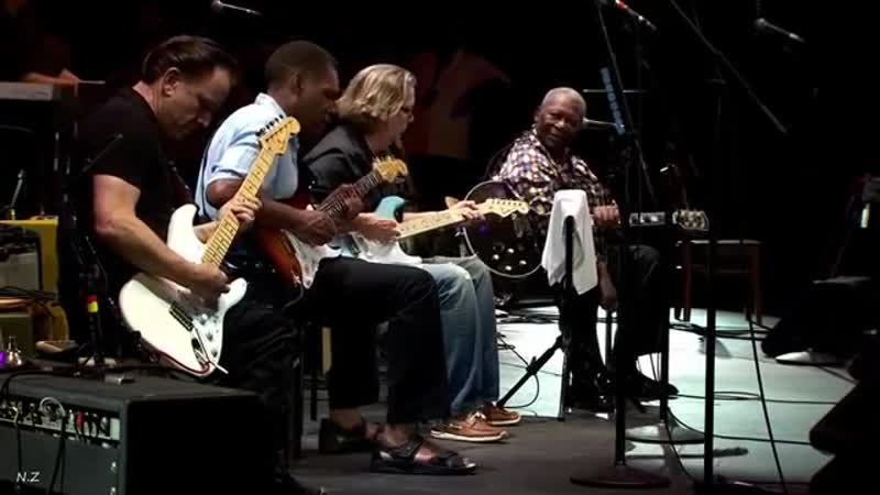 BB King, Eric Clapton and... - The Thrill Is Gone (2010)