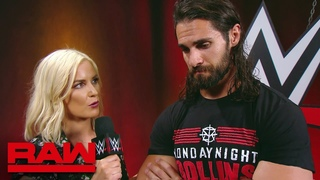 Seth Rollins invokes his rematch clause against Dolph Ziggler: Raw, June 18, 2018