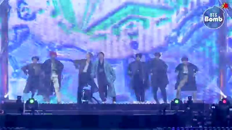 [BANGTAN BOMB] 'IDOL' Special Stage (BTS focus) @2018 MMA - BTS (방탄소년단)